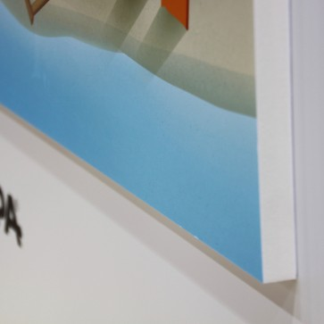 KAPA® line, inkl. 4-farbigen Digitaldruck, Preis für 0,5 QM