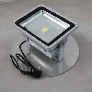 LED Strahler mit Bodenplatte
